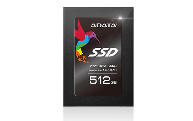 ADATA SSD SP920 512GB 2.5