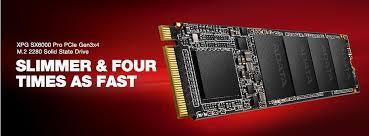 ADATA SSD SX6000 Pro 512GB M.2 2280 NVMe