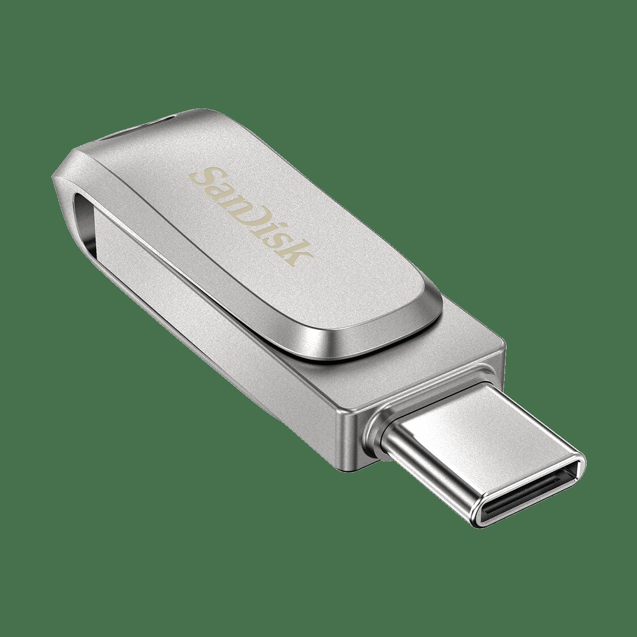 SanDisk Ultra Dual Drive Luxe USB-C 64GB - SDDDC4-064G-G46