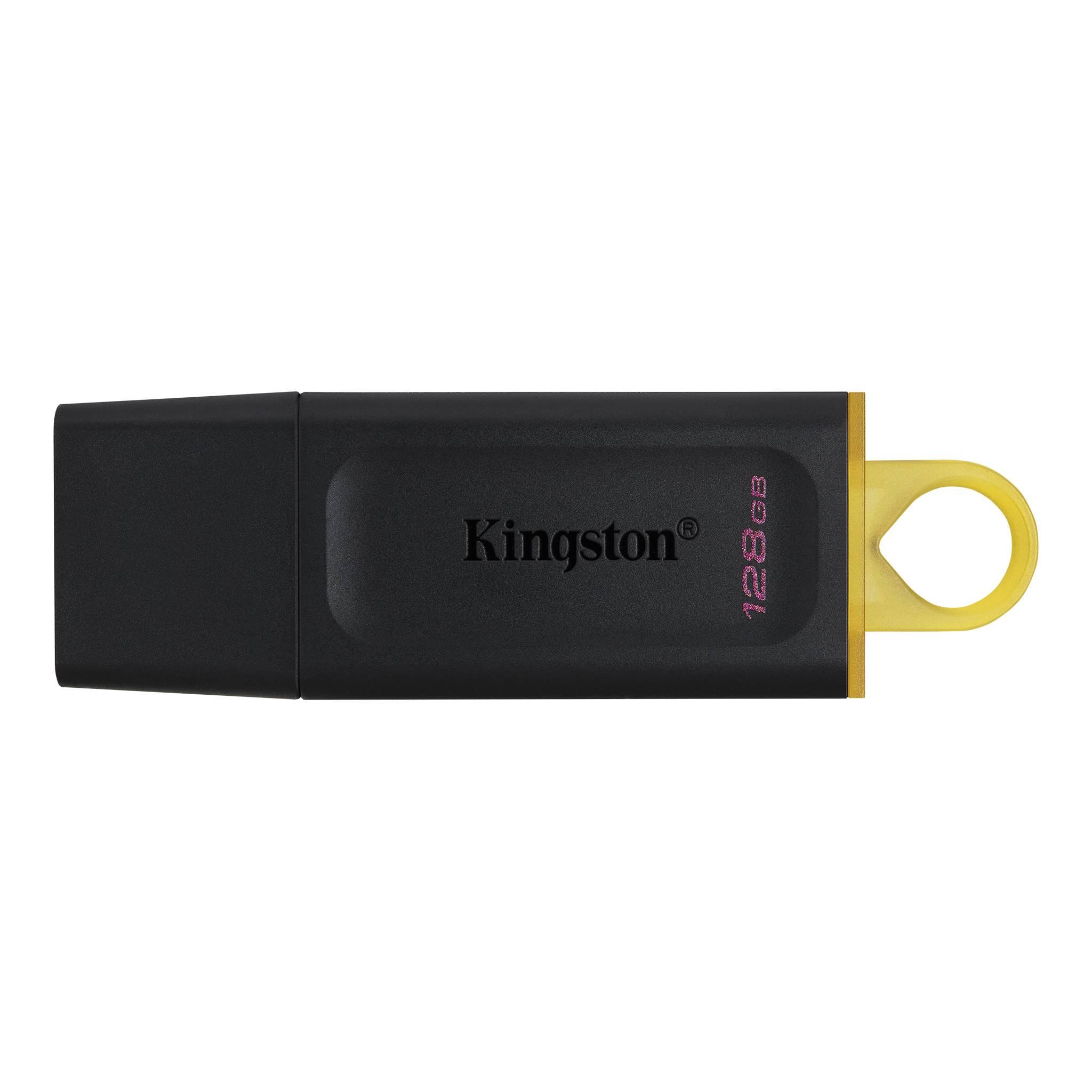 128GB Kingston USB 3.2 (gen 1) DT Exodia žlutá