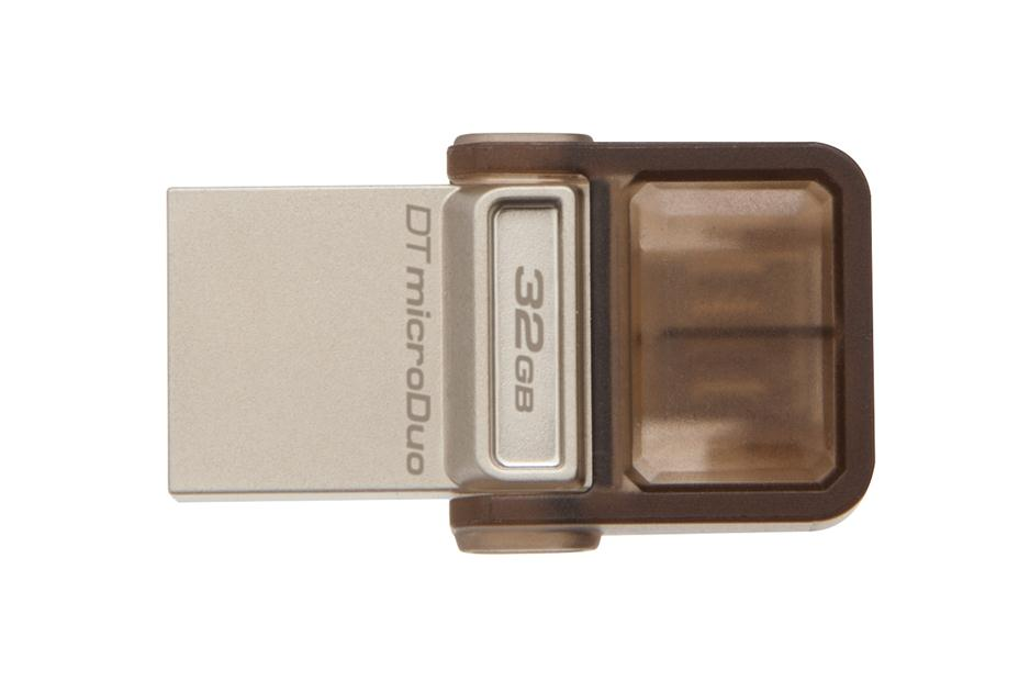 32GB Kingston DT MicroDuo USB 2.0. OTG