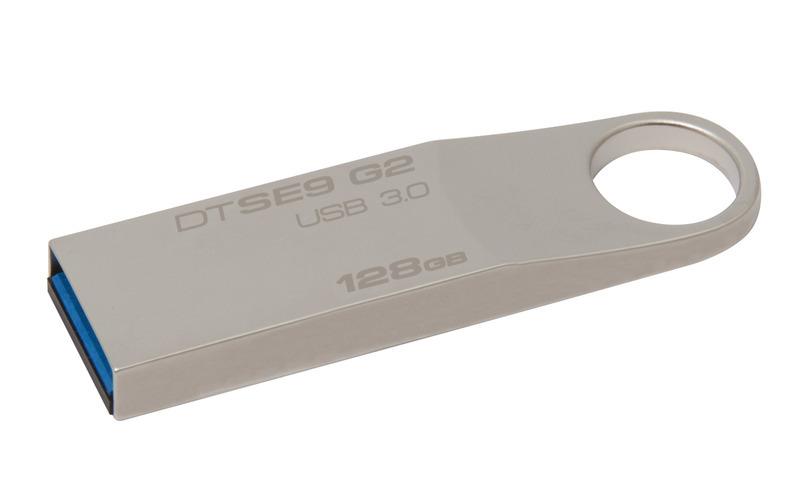 128GB Kingston USB 3.0 DataTraveler SE9