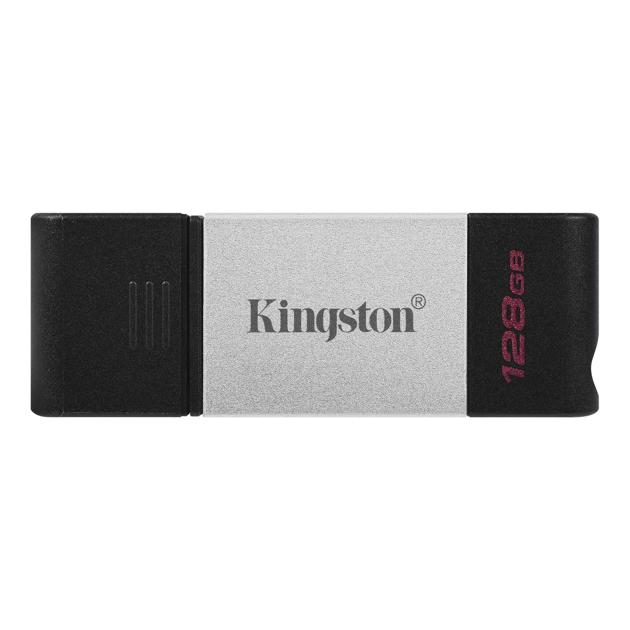 128GB Kingston DT80 USB-C 3.2 gen. 1