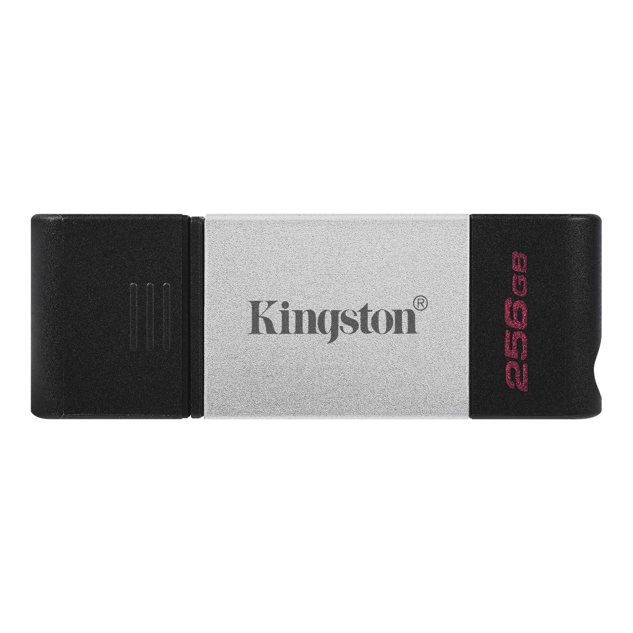 256GB Kingston DT80 USB-C 3.2 gen. 1 - DT80/256GB
