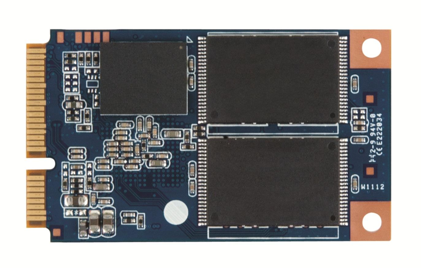 240GB SSDNow Kingston mSATA 3 (6Gbps)