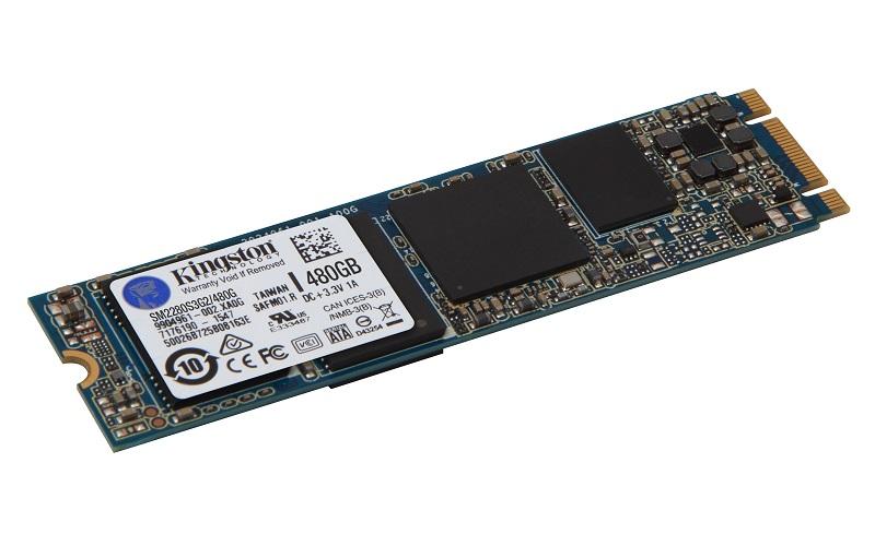 480GB SSDNow Kingston M.2 SATA 6Gbps 2280