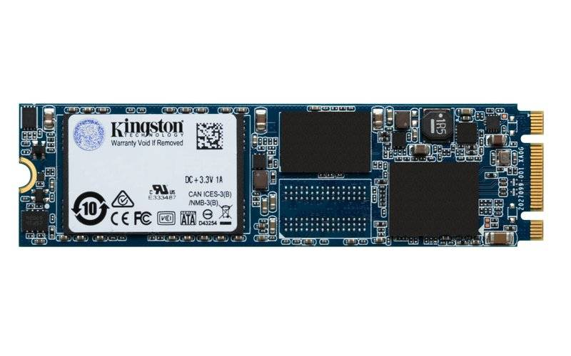 960GB SSD UV500 Kingston M.2 2280 520/500MB/s