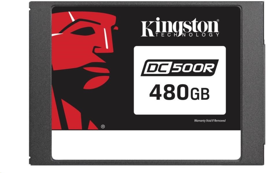 480GB SSD DC500R Kingston Enterprise 2.5''