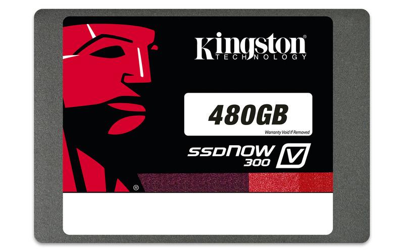 480GB SSDNow V300 Kingston SATA3, 2.5