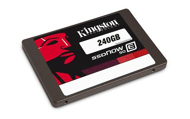240GB SSDNow E50 Kingston SATA 3 2.5