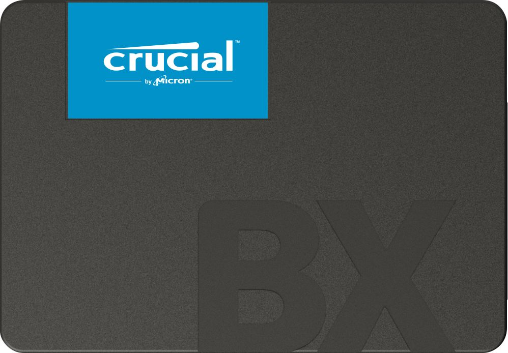 960GB SSD Crucial BX500 SATA 2,5''