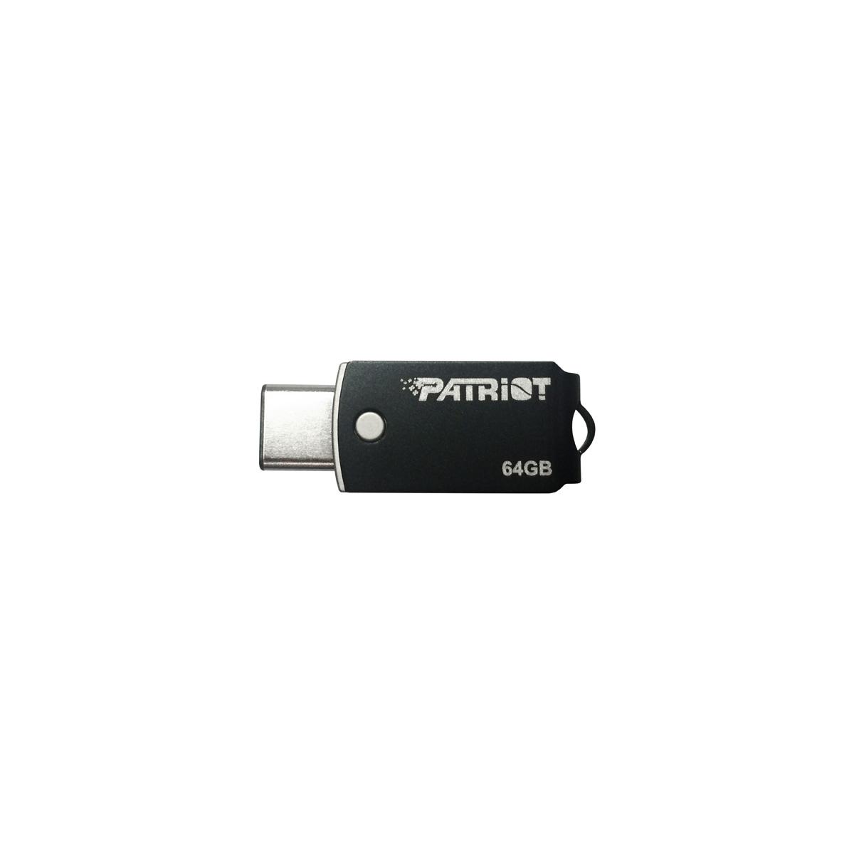 64GB Patriot Stellar USB 3.1 typ C 110/20MBs