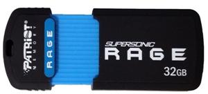 32GB Patriot SuperSonic Rage 3.0 USB 180/50MBs
