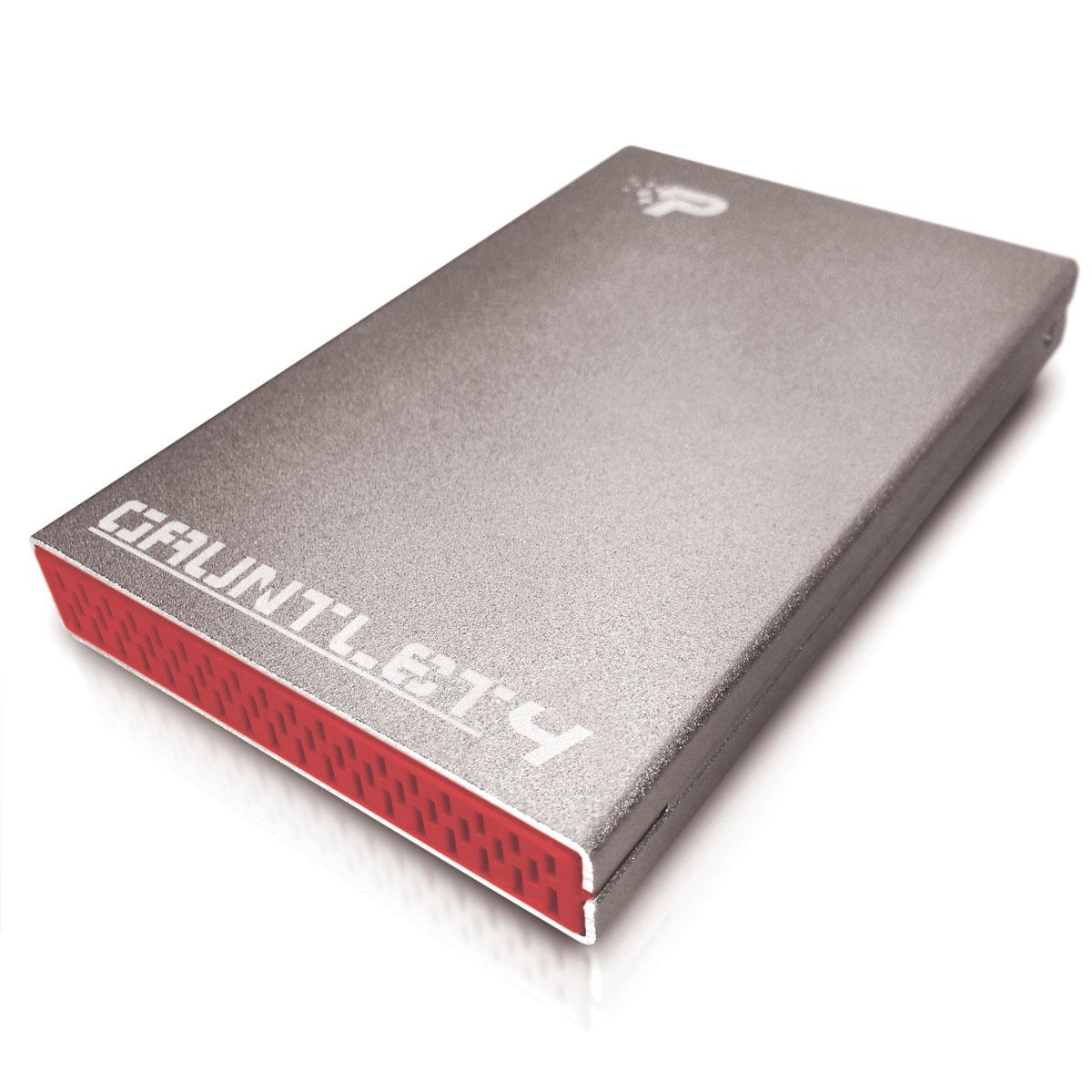 Patriot Gauntlet 4 Aluminum USB 3.1 externí box pro SSD a HDD 2,5'' - PCGT425S