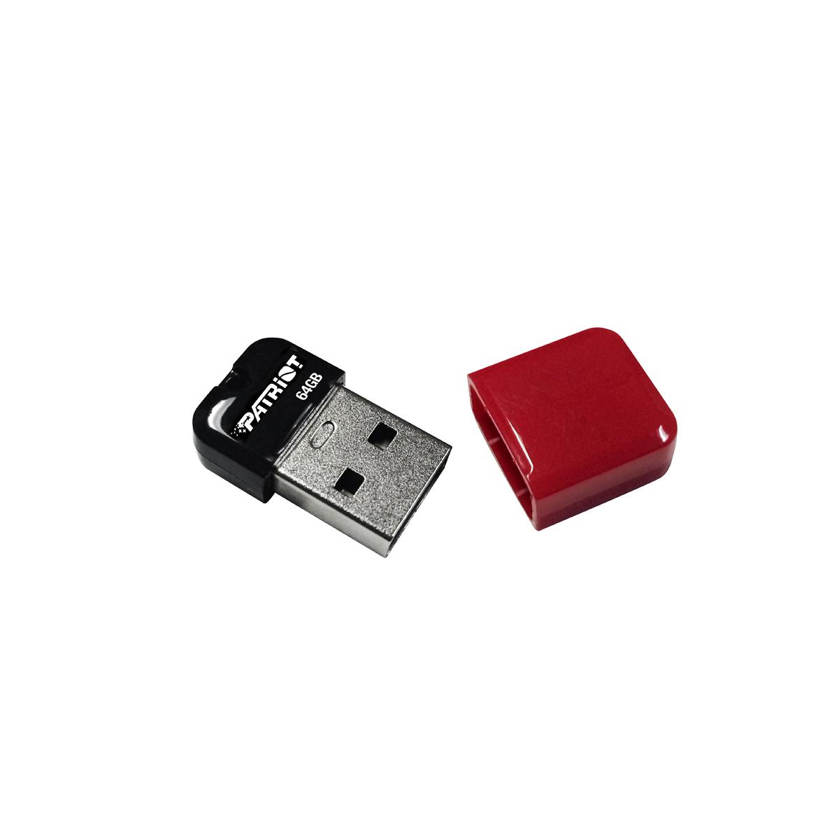 64GB Patriot Xporter Jibe USB 2.0 max. 20MB/s