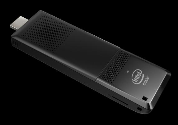 Intel Compute Stick Win 10/32GB/2GB/Atom x5-Z8300