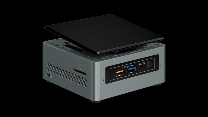Intel NUC Kit 6CAYH Celeron/USB3/HDMI/WF/M.2/2,5''