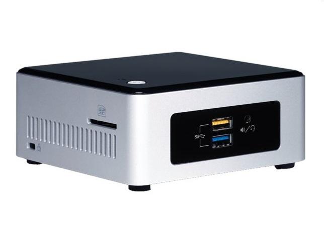 Intel NUC Kit 5PPYH Pentium/USB3/HDMI/WIFI/2,5'
