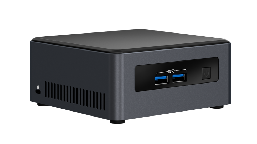 Intel NUC Kit 7i3DNHE i3/USB3/HDMI/WIFI/M.2/2,5'