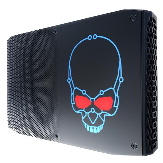 Intel NUC Kit 8i7HVKVA i7/RadeonGH/Win10/1TB SSD