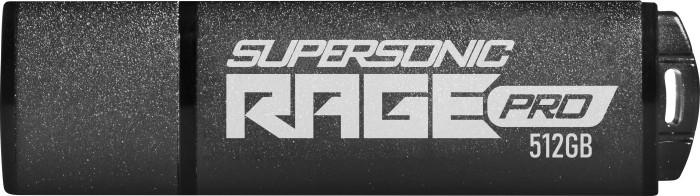 512GB Patriot SUPERSONIC RAGE PRO USB 3.2 (gen 1) - PEF512GRGPB32U