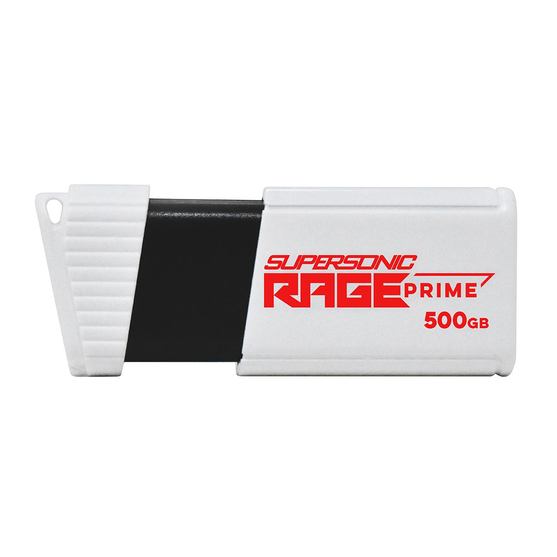 500GB Patriot RAGE Prime USB 3.2 gen 2 - PEF500GRPMW32U