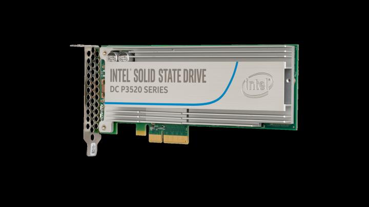 SSD 1.2TB Intel DC P3520 half-height PCIe 3.0