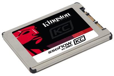 60GB SSD SSDNow KC380 Kingston micro SATA 3 1.8