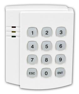 EVOLVEO bezdrátová mini klávesnice pro Alarmex/Sonix - ACS KEY2