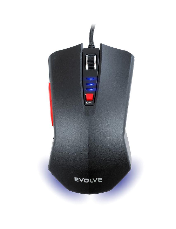 EVOLVEO MG611 herní myš s rozlišením 2400DPI