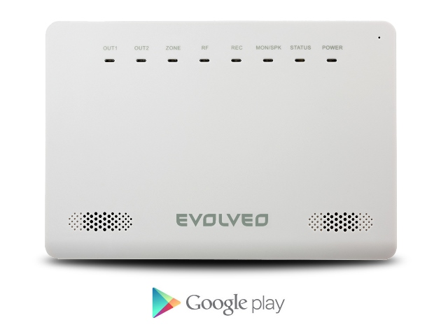 EVOLVEO Alarmex, bezdrátový GSM alarm