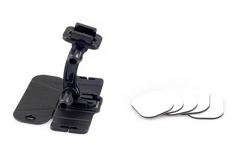 EVOLVEO držák na helmu pro sportovní kamery