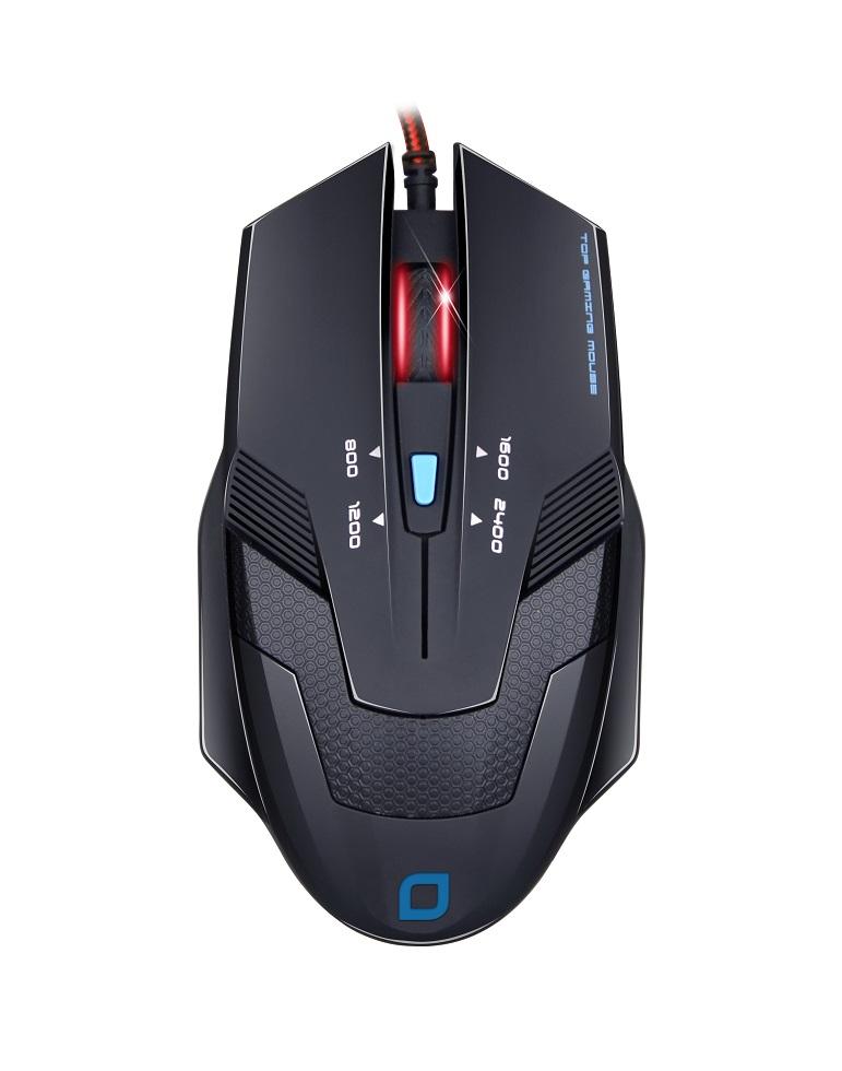 EVOLVEO MG636 herní myš, 2400DPI - MG636
