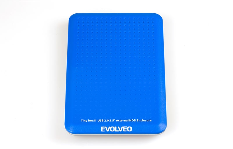 EVOLVEO TinyBox II ,2,5'' SATA externí box USB 2.0
