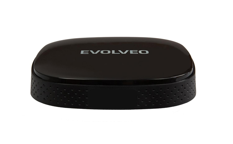 EVOLVEO Android Box Q3 4K, Quad Core Smart TV box
