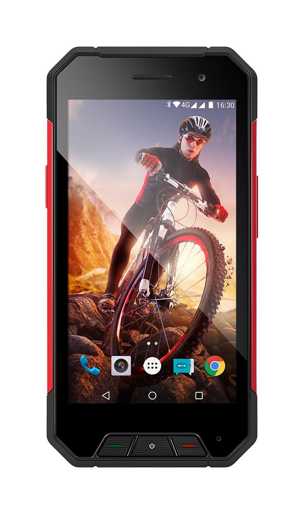 EVOLVEO StrongPhone Q7 LTE, vodotěsný odolný