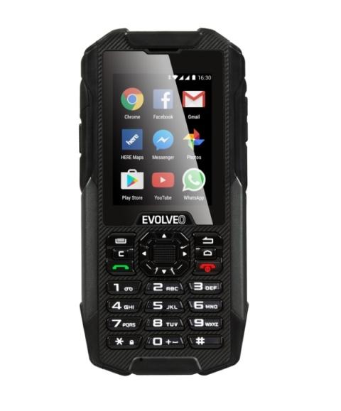 EVOLVEO StrongPhone X4, vodotěsný odolný Android