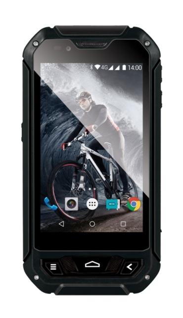 EVOLVEO StrongPhone Q5, vodotěsný odolný Android
