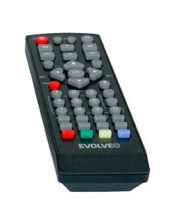 EVOLVEO dálkový ovladač pro Omega T2