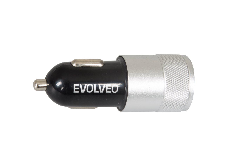 EVOLVEO MX220, Dual USB nabíječka do auta