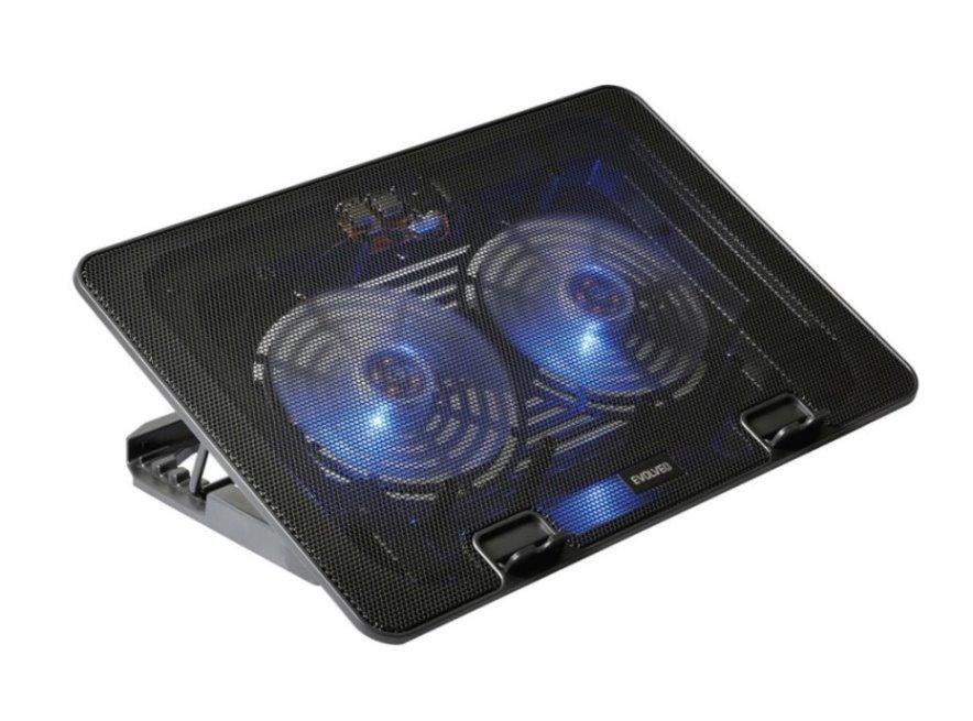 DCX-A101 S EVOLVEO A101, chladicí podstavec pro notebook