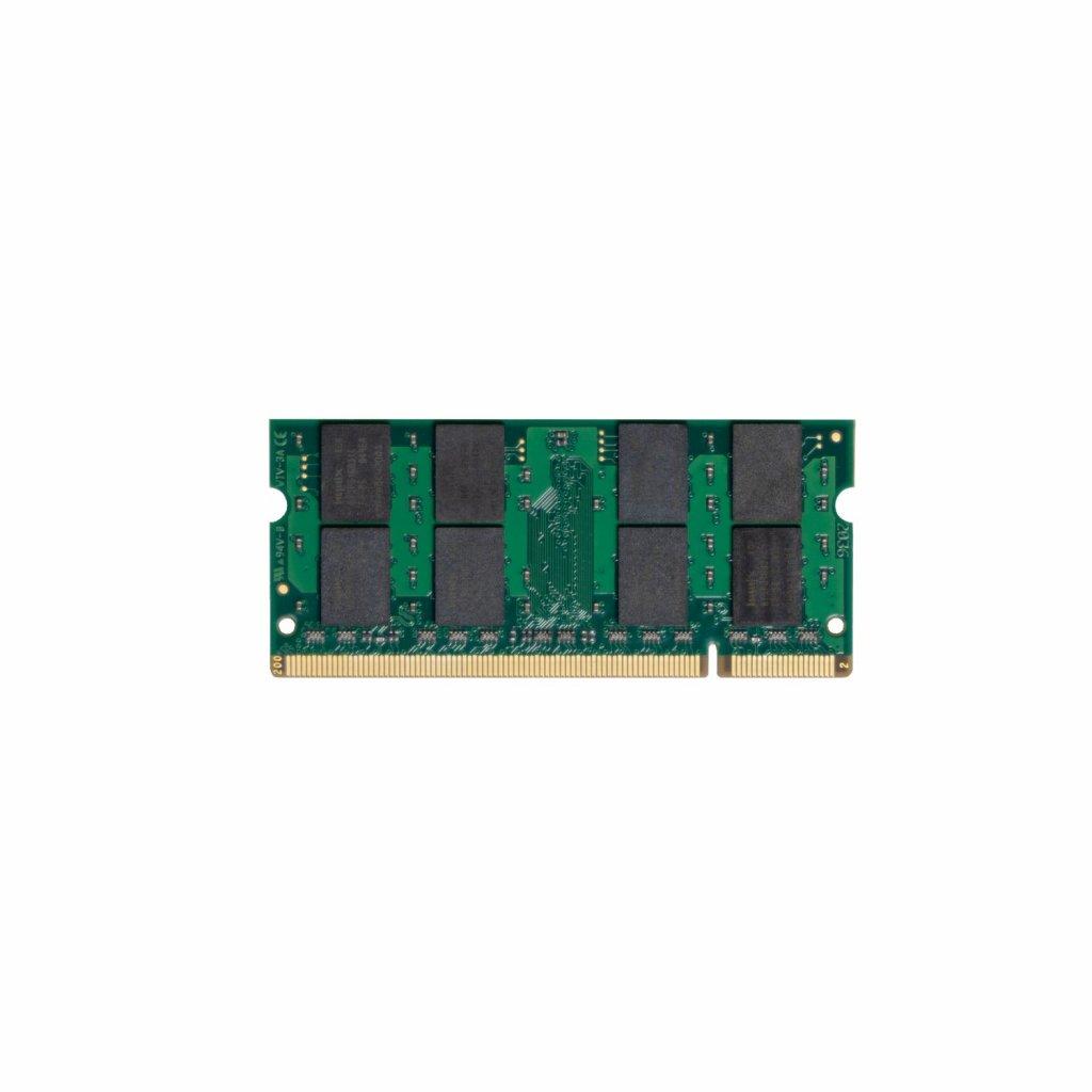 EVOLVEO Zeppelin, 2GB 800MHz DDR2 CL6 SO-DIMM, box - 2G/800 SO EG