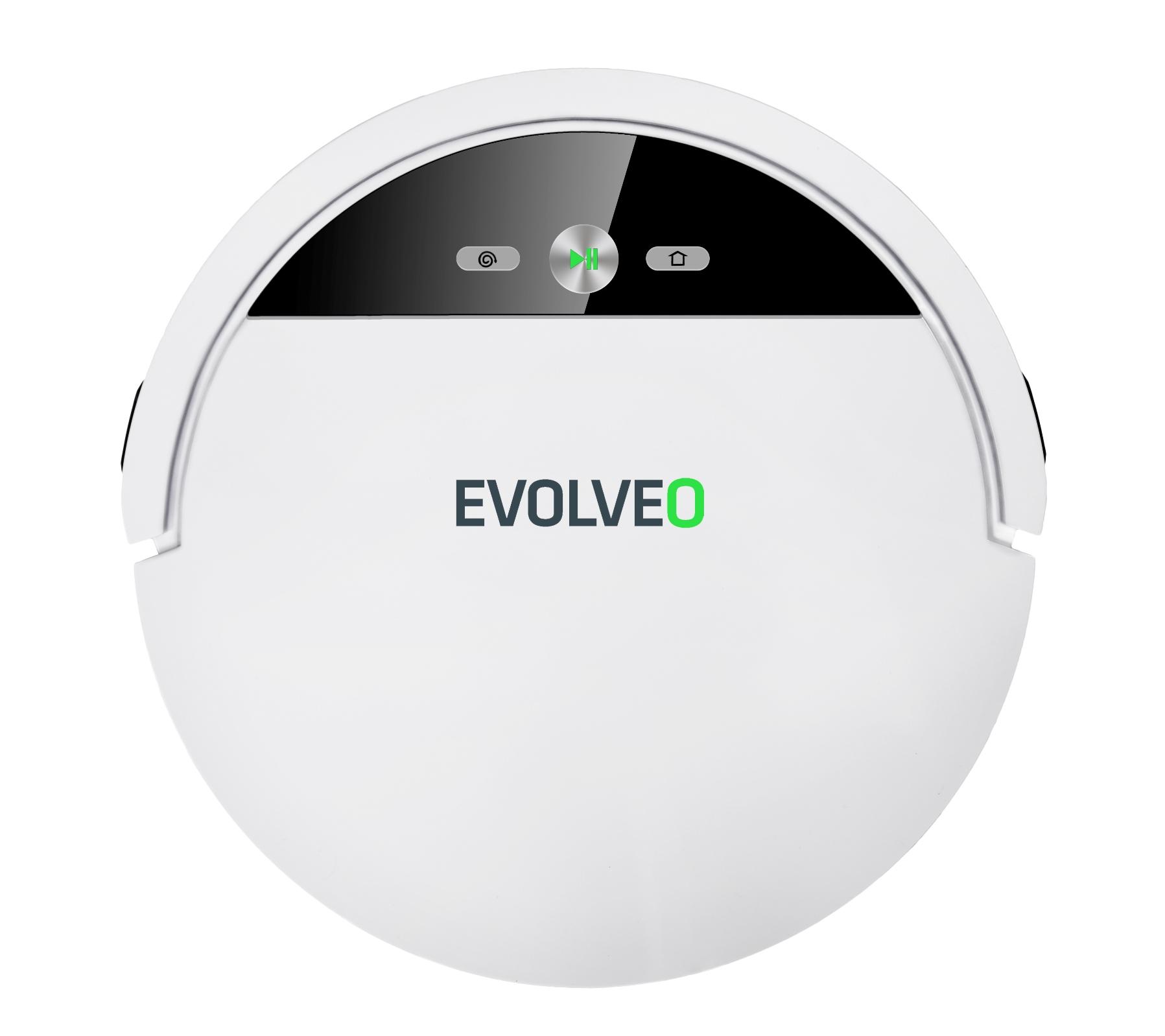 EVOLVEO RoboTrex H6, robotický vysavač (stírání vodou a nabíjecí stanice)
