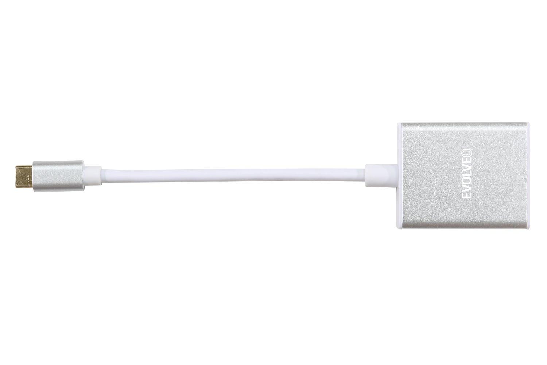 EVOLVEO USB-C - HDMI adaptér - EV-USB-C-HDMI