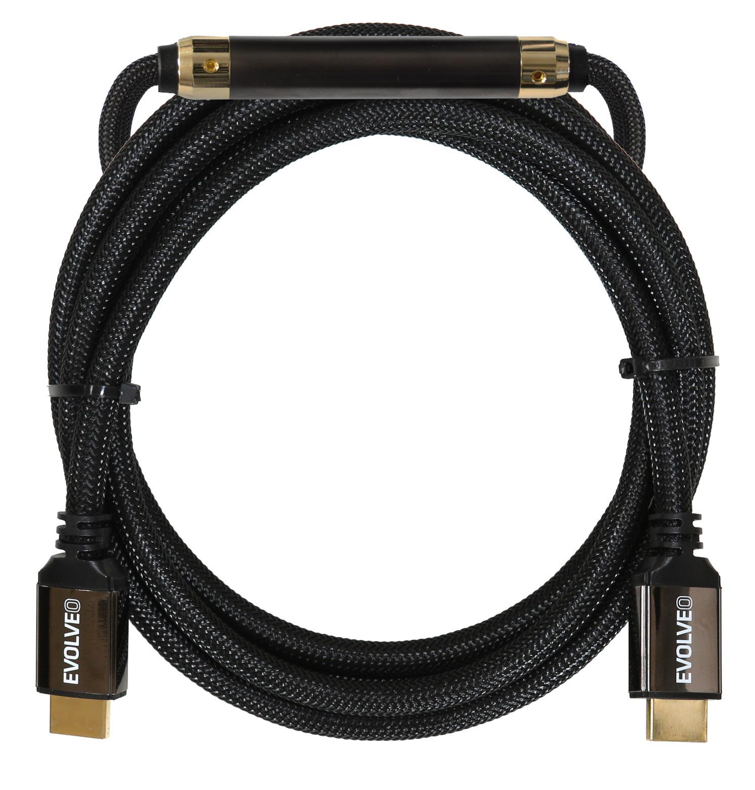 EVOLVEO XXtremeCord, kabel HDMI 2.0, 20 metrů, podpora UltraHD 4K2K/HDR - XXTR20M