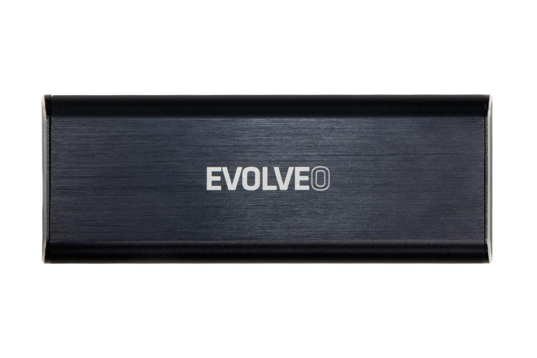EVOLVEO Tiny M1, 10Gb/s, M.2 externí rámeček, USB A 3.1 - HDEtinym1