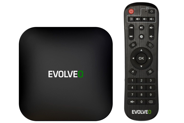 EVOLVEO MultiMedia Box C4, 8K Ultra HD multimediální centrum - MMBX-C4