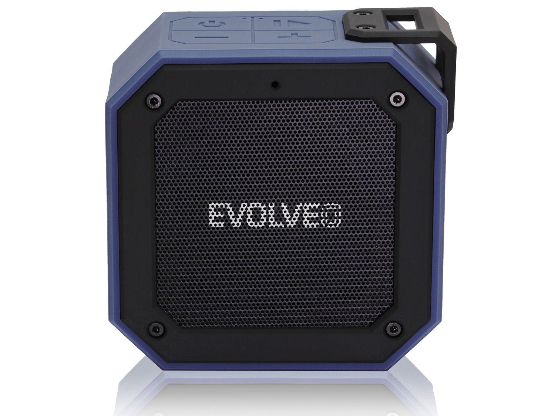 EVOLVEO Armor O2, 12W, IPX7, outdoorový Bluetooth reproduktor, modro černý