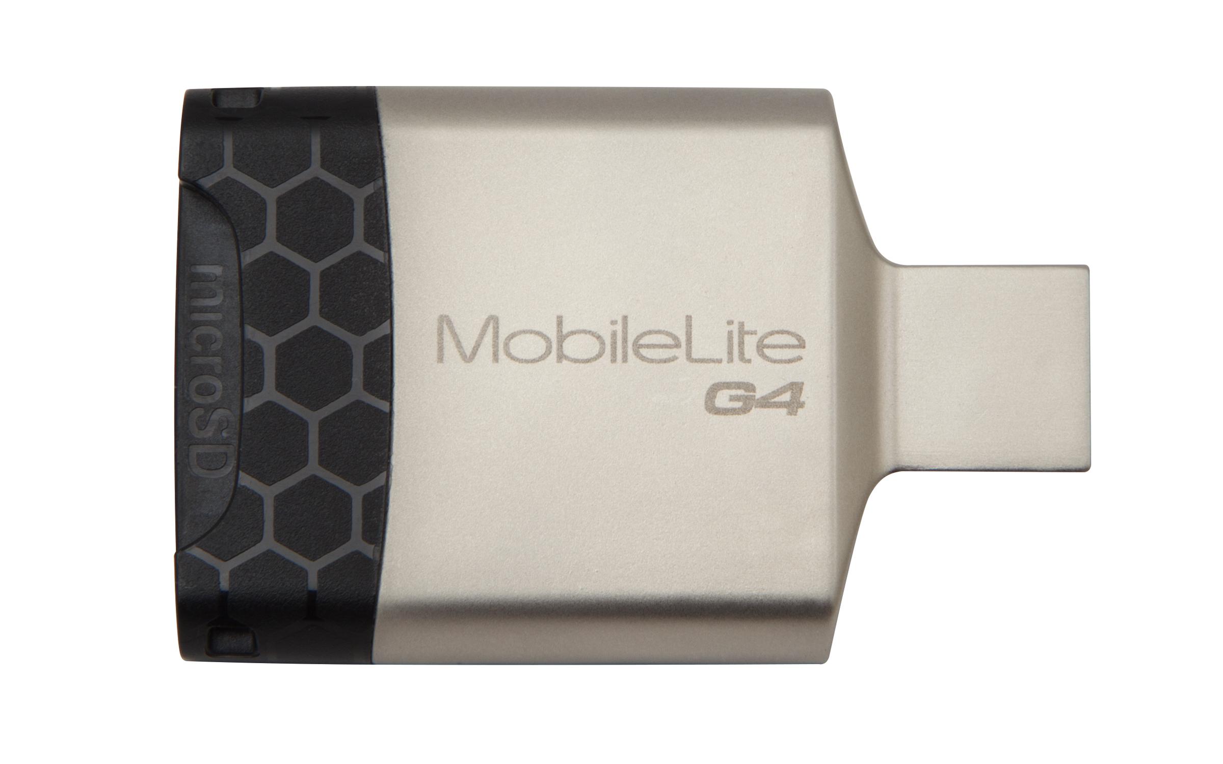 MobileLite G4 USB 3.0 čtečka karet Kingston