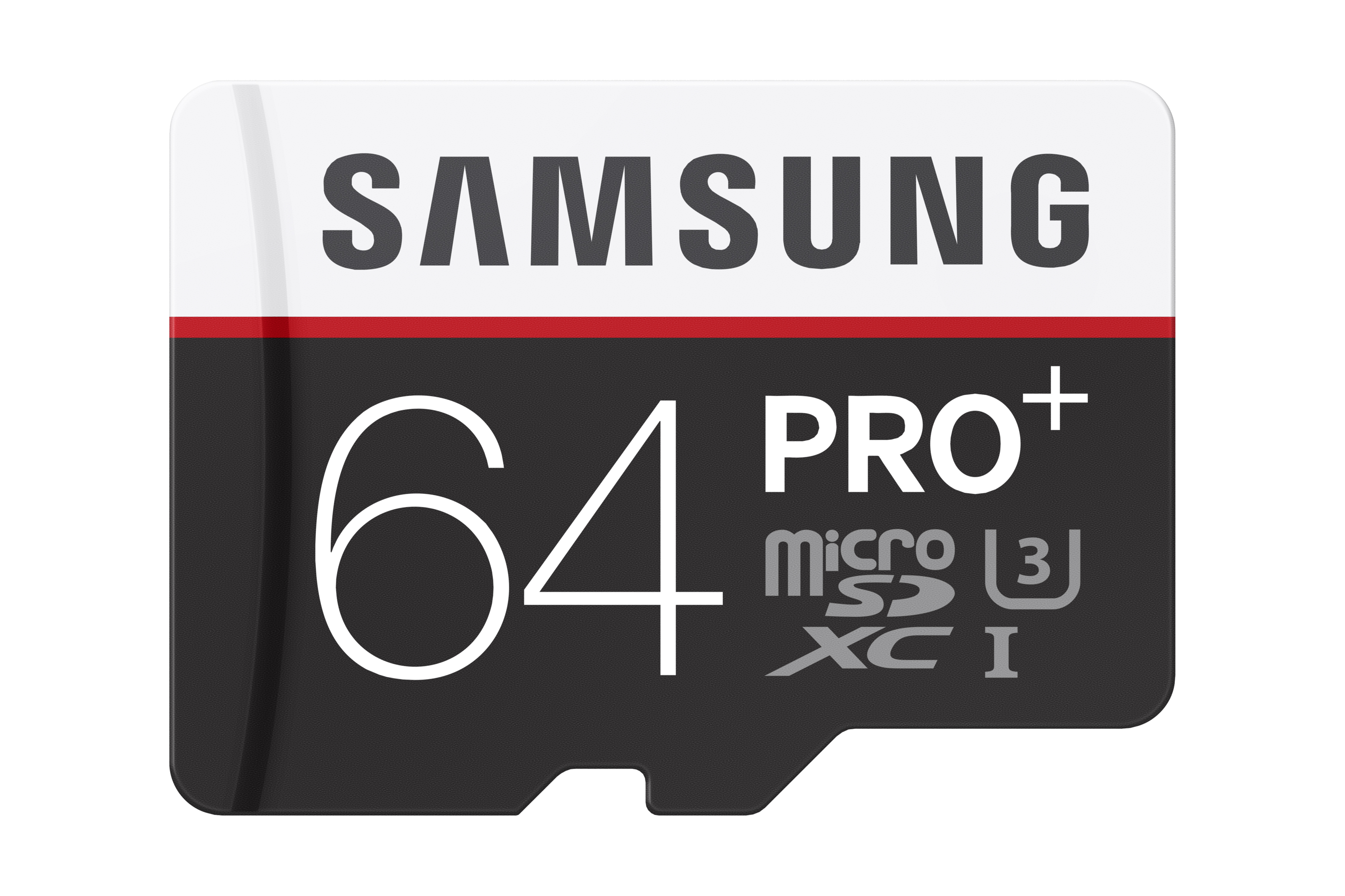 Micro SDXC 64GB Samsung Pro PLUS + adaptér